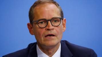 berliner senat zu corona-sondersitzung zusammengekommen