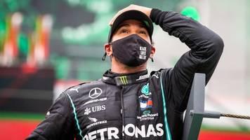 Formel-1-Star Lewis Hamilton spricht über Karriereende – nicht mehr lange