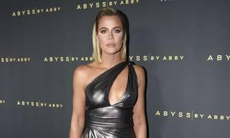 Einige Tage war es wirklich schlimm: Khloe Kardashian spricht über Corona-Erkrankung