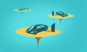was es firmen bringt, jetzt ein e-auto zu kaufen [premium]
