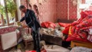 Bergkarabach-Konflikt: Armenien und Aserbaidschan wollen Wohngebiete nicht mehr angreifen