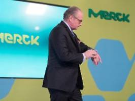 Bin es leid, zu diskutieren: Merck-Chef verteidigt Teil-Lockdown