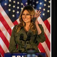 US-Wahl 2020: Unauffällig gegen engagiert, Melania Trump gegen Jill Biden – das Duell der Unterschiede
