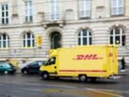 berliner erhalten am samstag keine dhl-pakete