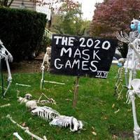 «2020 ist gruselig genug»: Halloween in den USA zwischen Corona und Wahl