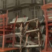 Video: Paris beginnt zweiten Lockdown