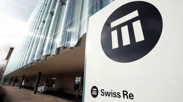 Quartalszahlen: Swiss Re verringert Verlust trotz neuer Covid-19-Belastungen