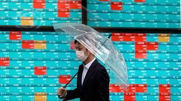 Nikkei, Topix und Co: Asiatische Anleger auf der Hut wegen Corona und US-Wahl