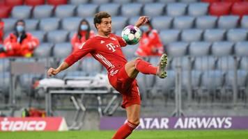 Bayern kann gegen Köln wieder mit Goretzka und Müller planen