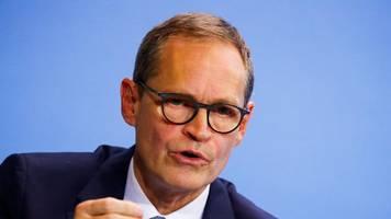 Dringender Appell von Müller: Tragen Sie Einschränkungen mit