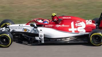 Kein Platz für Schumacher: Alfa Romeo behält Räikkönen und Giovinazzi