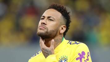 Verletzter Neymar fehlt PSG laut Medien gegen RB Leipzig