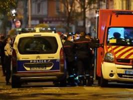 erneut anschlag in frankreich?: priester in lyon angeschossen