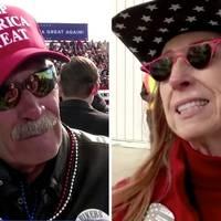 US-Wahl 2020: Ich habe seit März keine Maske getragen: Trump-Anhänger fühlen sich von Gouverneur betrogen