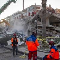 Zahl der Toten nach Erdbeben in der Ägäis auf 27 gestiegen