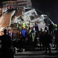 Mehr als 20 Tote: Schweres Erdbeben in Ägäis - Suche nach Verschütteten läuft