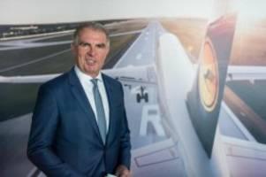 Luftverkehr: Lufthansa-Chef Spohr: BER-Eröffnung historischer Tag