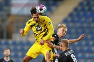Bundesliga: Dortmund und Bayern siegen - Mainz weiter ohne Punkt