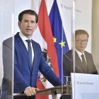 Österreichs Kanzler Kurz verkündet zweiten Lockdown ab Dienstag