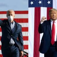 Trump und Biden gehen mit unzähligen Kundgebungen in Wahlkampf-Endspurt