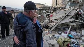 Bergkarabach: Armenien und Aserbaidschan einigen sich auf Entspannungsschritte