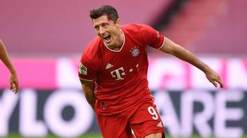 Bundesliga: FC Bayern München wohl ohne Robert Lewandowski in Köln