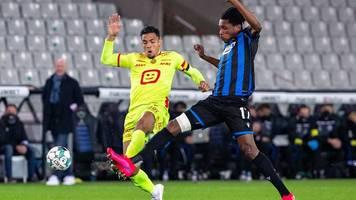 Jupiler League - BVB-Gegner FC Brügge nur 2:2 gegen Mechelen