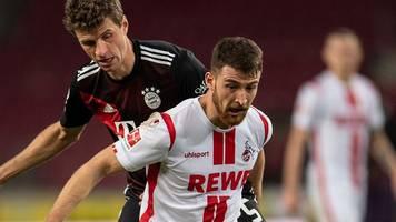 Ohne Lewandowski: Bayern quälen sich zum Arbeitssieg in Köln