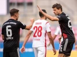 FC Bayern gewinnt in Köln: Fern von der überirdischen Normalform