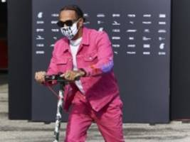 Formel 1: Mit dem Roller ins Neuland