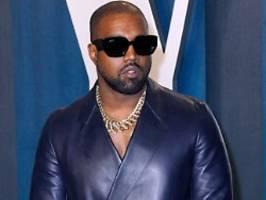 und kim kardashian?: kanye west stimmt für sich selbst