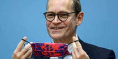 coronaverdacht bei spitzenpolitiker: déjà-vu: müller negativ