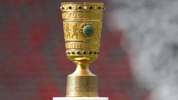 pokal-auslosung: bayern-bescherung für kiel - top-duell bayer gegen frankfurt