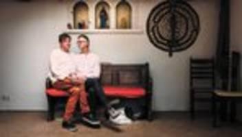 homosexualität in der katholischen kirche: lovestory