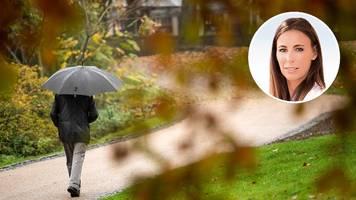 wetter in deutschland: hier bringt eine kaltfront gewitter und kräftigen regen