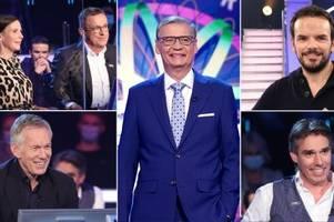 Wer wird Millionär? – Prominenten-Special: Kandidaten