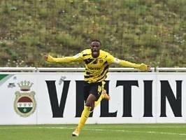 BVB-Juwel Moukoko vor Liga-Debüt: Die größte Verheißung im deutschen Fußball