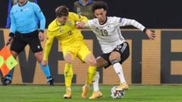 Nach Duell mit DFB-Elf: Corona-Fälle bei ukrainischen Fußballern