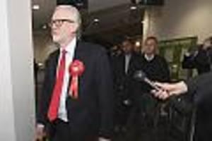 """ex-chef zeigt sich """"zufrieden"""" - """"schmerzhafter tag für jüdische gemeinschaft"""": labour-partei nimmt jeremy corbyn wieder auf"""