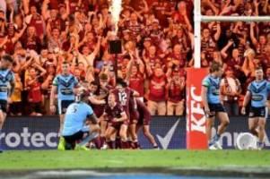 Trotz Corona-Pandemie: Fast 50.000 Stadionbesucher bei Rugby-Spiel in Brisbane