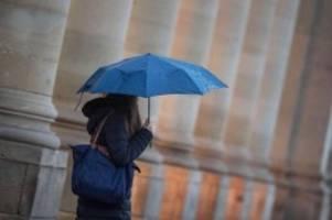 Wetter: Wind und Regen in Mecklenburg-Vorpommern