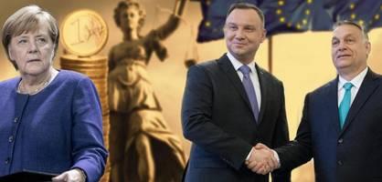 """""""Orban wird immer dreister"""" - Im EU-Poker kommt es wieder auf Merkel an"""