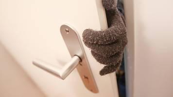 Wohnungseinbrüche: Kommen Diebe immer im Schutz der Dunkelheit?
