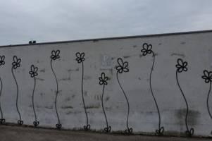 haftstrafe für blumenmaler: nicht leicht, sie ins gefängnis zu stecken