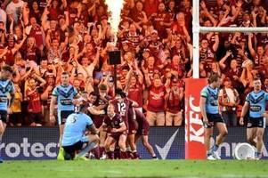 Fast 50.000 Stadionbesucher bei Rugby-Spiel in Brisbane