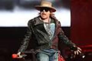tickets sollen schon bald erhältlich sein - trotz globaler pandemie: guns n' roses kündigen stadion-tour an