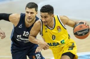 basketball: schwache erste hälfte: alba unterliegt zenit st. petersburg