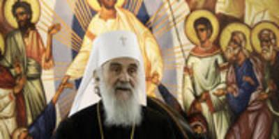 serbisch-orthodoxe kirche: patriarch irinej stirbt an corona