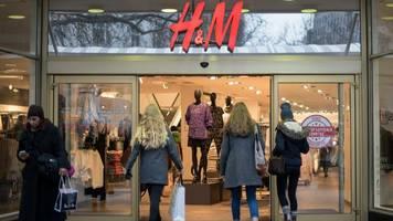 Modekette: Hunderte von Stellen bei H&M in Deutschland bedroht