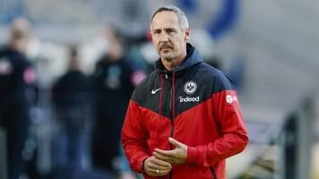 Union-Torjäger - Frankfurt-Coach Hütter: Hätte Kruse gerne bei uns gesehen